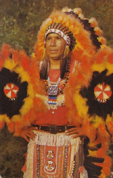 Это племя является одним из пяти цивилизованных племен и отличается высокой организационной культурой.