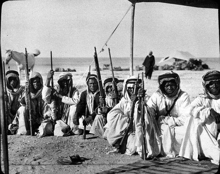 Гвардия эмира Ахмеда аль-Джабер ас-Сабах.