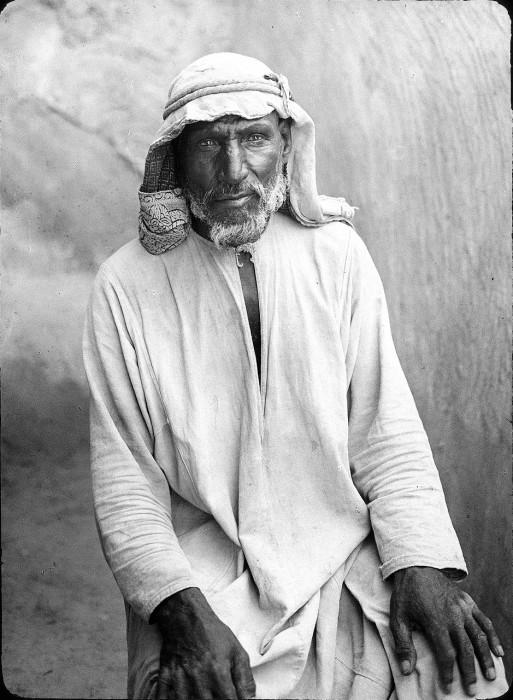 Араб - кочевник.
