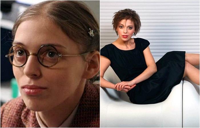 Нелли Уварова.