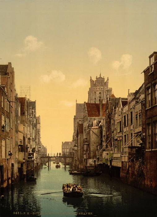 Один из первых городов Нидерландов.