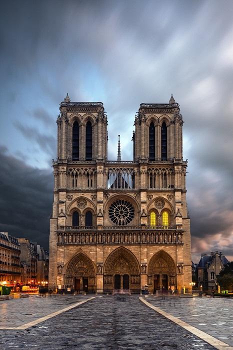 Величайший католический собор в мире.