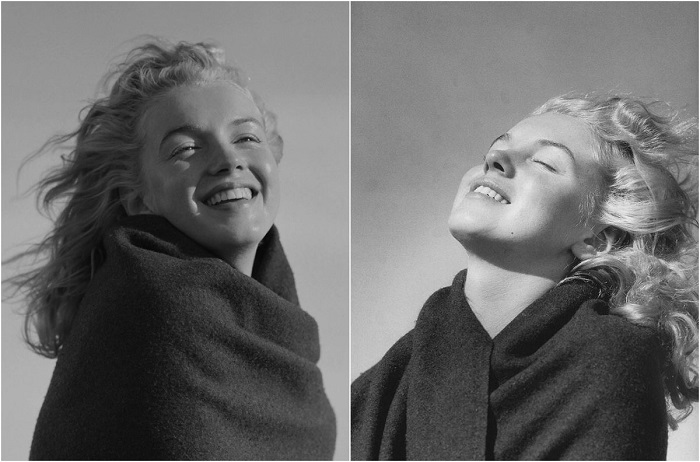 Фотосессия 20-летней Нормы Джин Догерти, которая еще не была секс-символом целой эпохи.