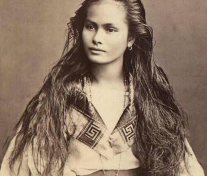 Филиппинская принцесса.