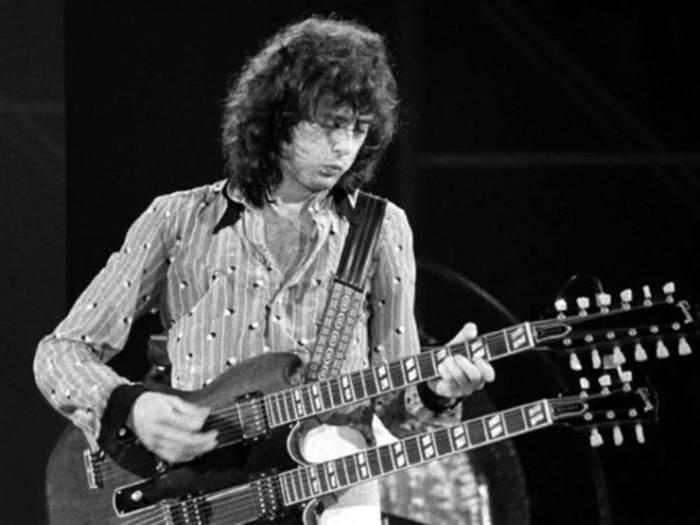 Британский гитарист, рок-музыкант.