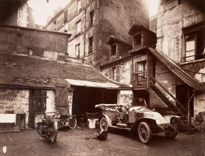 Последний писк моды. Париж, 1922 год.