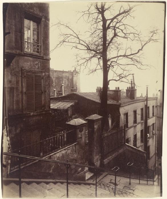 Высочайшая точка Парижа. Франция, Париж, 1924 год.