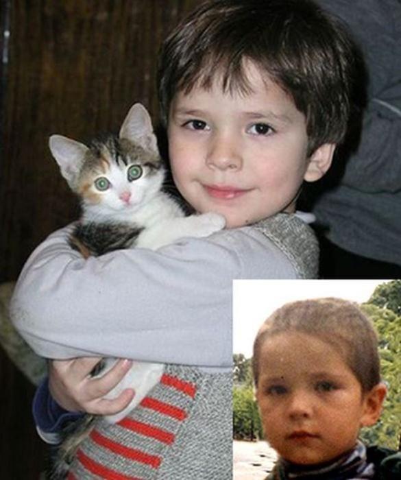 Еще несколько дней назад Андрей был в детском доме, а полгода спустя он о нём и не споминает.