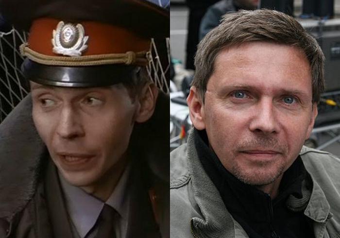 В российском комедийном фильме сыграл одну из главных ролей – сержанта Семенова.