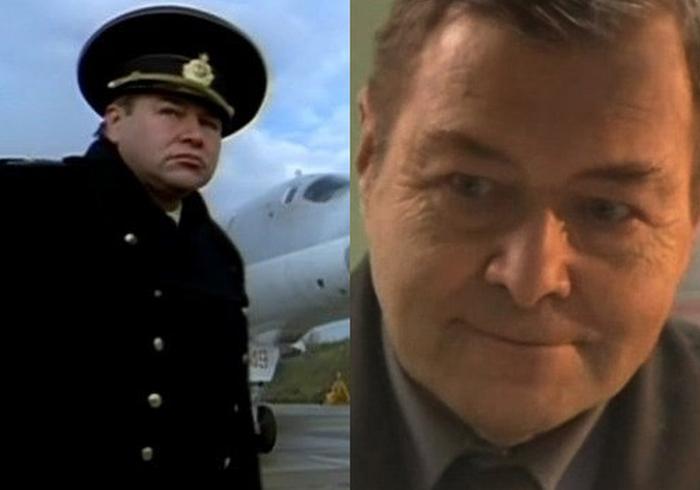Роль коменданта аэродрома и майора Чердынцева в фильме была не главной, но запоминающейся.