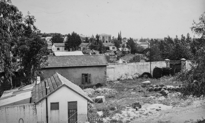 Священные христианский город в Галилее, на севере Израиля.