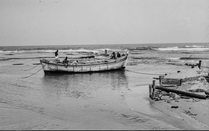 Один из главных портов древнего Израиля.