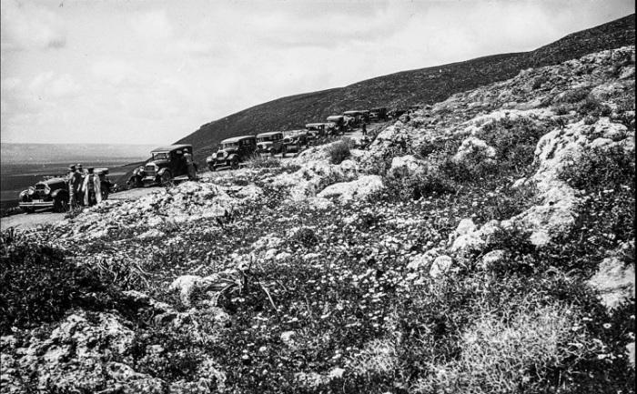 Панорама северного склона Изреельской долины.