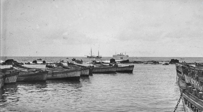 Порт в одном из самых старых городов Средиземноморья и Израиля.