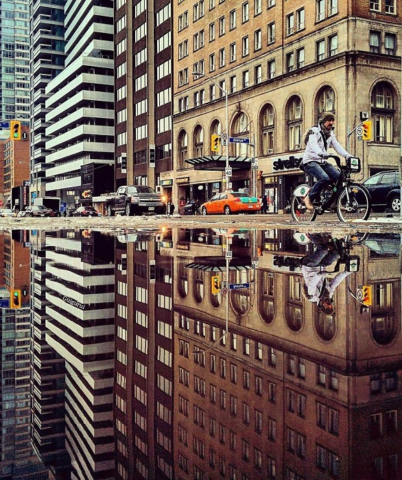 Фотограф Гвидо Гутьеррес Руис, путешествуя по миру, создает свои невероятные снимки с помощью смартфона.