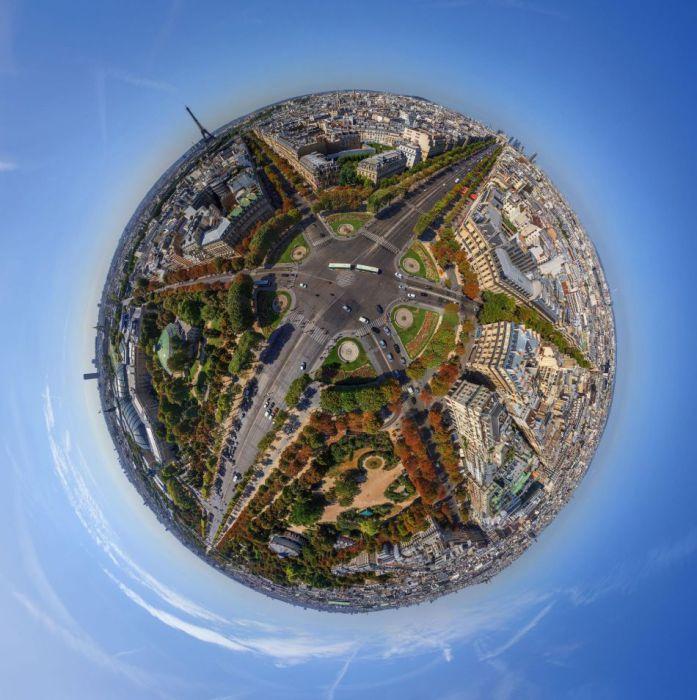 Самый романтичный и самый элегантный из европейских городов.