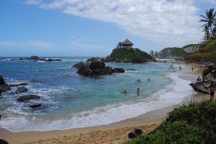 Популярнейшее место среди многочисленных национальных парков Колумбии.