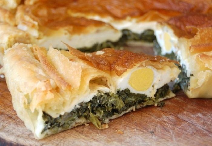 Пасхальный торт – один из знаменитых солёных тортов, распространённых в Аргентине.