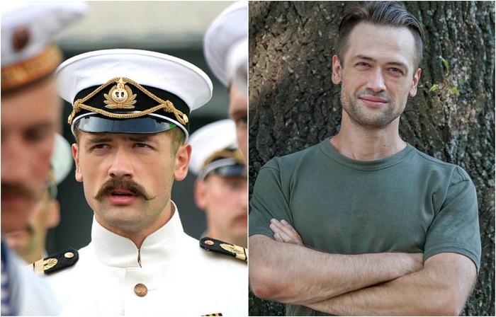 Российский актёр театра принял участие в съемках фильма в небольшой роли офицера Ростислава Огнивцева.