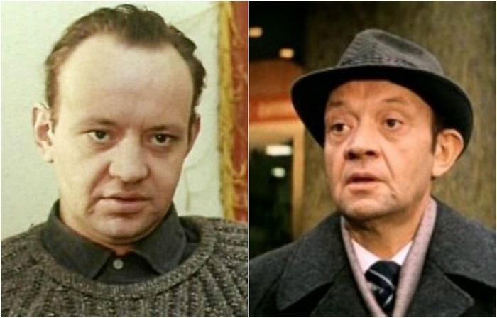 Яркий актер, мастер эпизодов сыграл небольшую роль в фильме, перевоплотившись в начальника бюро Пётра Васильевича.