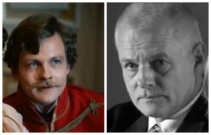 Латвийский актёр театра и кино снялся в фильме вышедший в 1988 году на Одесской киностудии в роли протеже графа Монте-Кристо - Максимилиана Морреля.