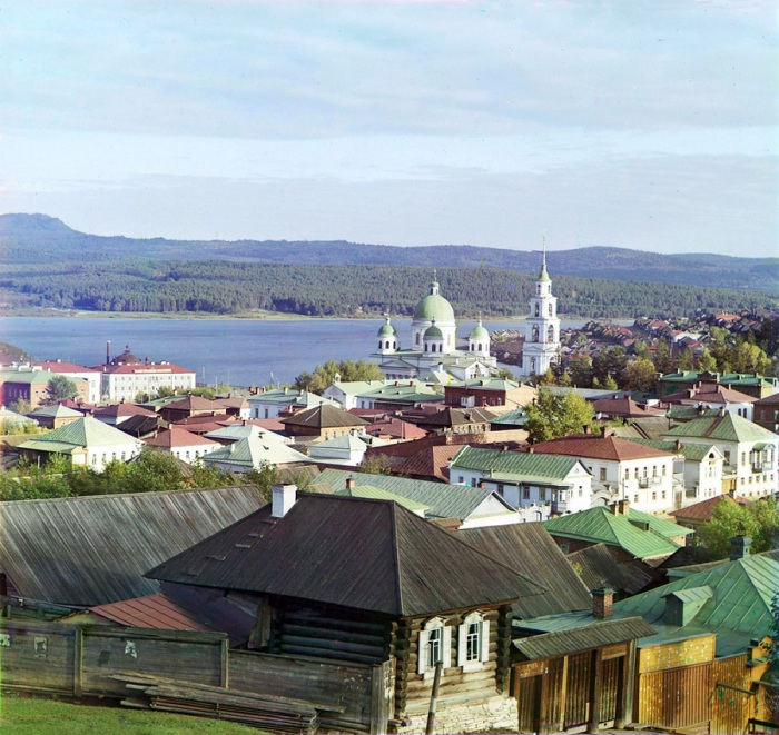 Единственный город, получивший имя в честь святителя Иоанна Златоуста.