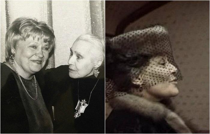 Талантливая актриса с аристократической внешность в экранизации «Анна Каренина», созданной Александром Зархи, выступила в роли графини Вронской, мамы главного героя.