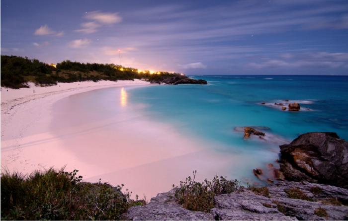 Самый красивый и необычный пляж.