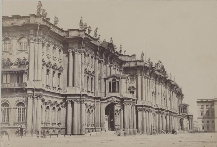 Главный императорский дворец России.