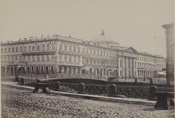 Центр голландской общины в Петербурге.