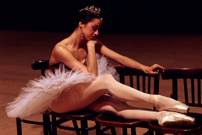 Балерина знаменитого Большого театра – одного из самых значительных в мире театров оперы и балета.