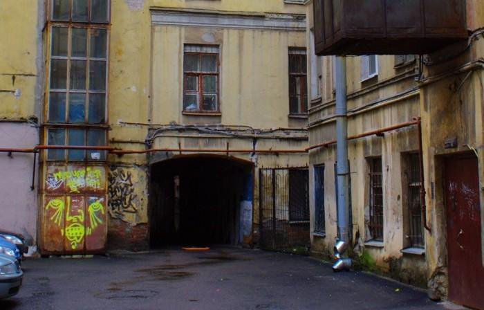 Город Гоголя, Пушкина, Блока...