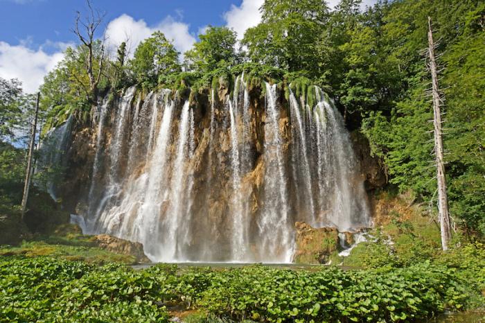Парк расположен на высоте 400—1200 метров над уровнем моря.