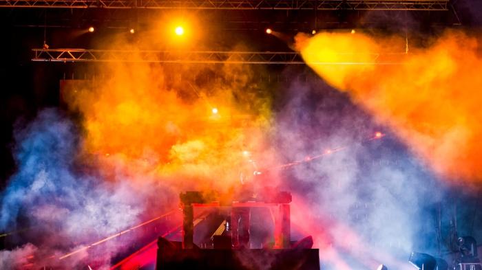 Атмосфера праздника и веселья. Автор фотографии: Николас Лаверрух (Nicolas Laverroux).