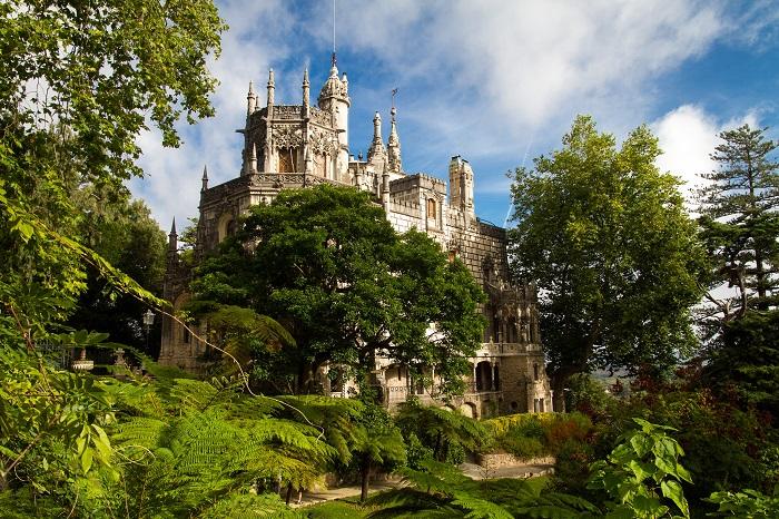 Рождение парка произошло в последние годы существования португальской монархии — в самом начале XX века. Фотограф - Владимир Кезлинг.