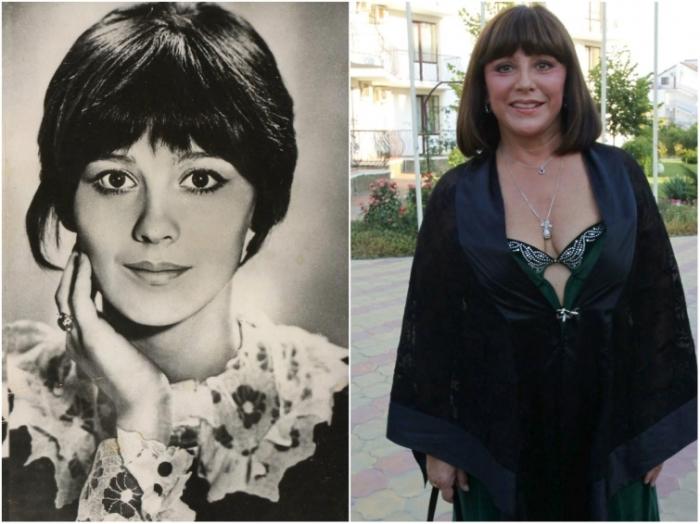 Советская и российская актриса театра и кино, цирковая артистка, заслуженная артистка РСФСР.
