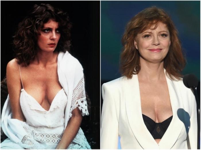 Тогда и сейчас 20 фотографий знаменитых актрис в начале