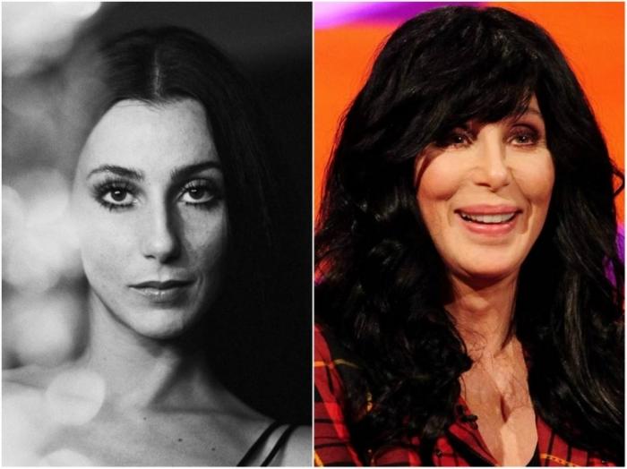 Американская поп-исполнительница.