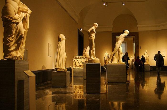 Значимый музей европейского изобразительного искусства.