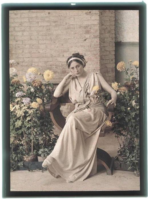 Крым, г. Ялта, 1914 год.