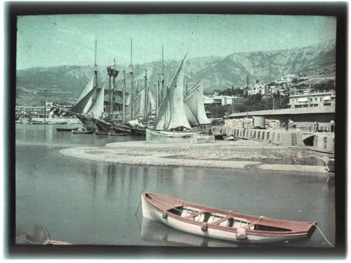 Крым, г. Ялта, 1910-е.