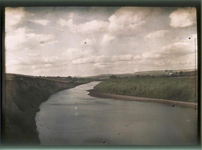 Никольское, Симбирская губерния. 1910 год.