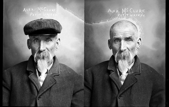 Истории заключенных мужчин, которые совершили разные преступления.