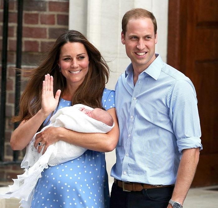Герцог и герцогиня Кембриджские стали родителями в 3-й раз – их малыш станет пятым в очереди на британский престол.