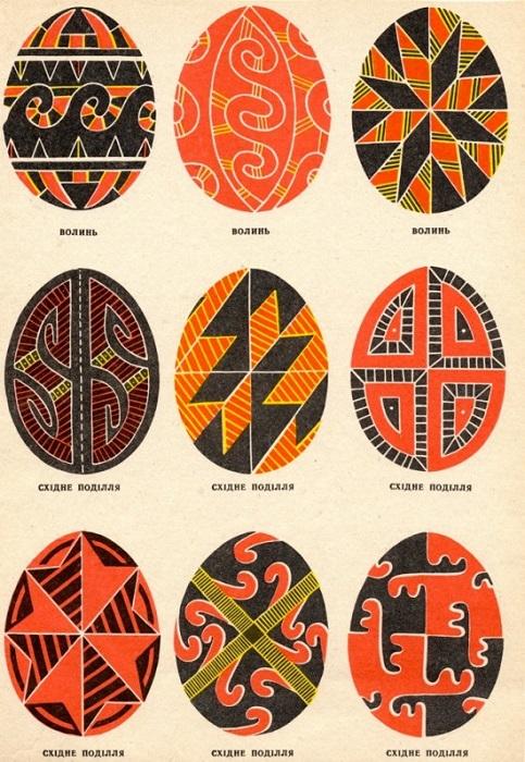 Яйцо является традиционным символом плодородия и возрождения.