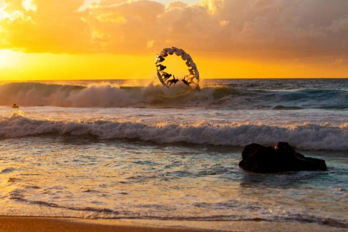 Медины у берегов Оаху, Гавайи. Фото: Зак Нойл.