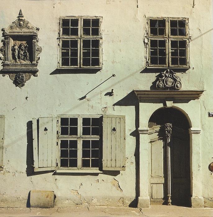 Первая улица в городе, основанном в 1201 году епископом Альбертом.