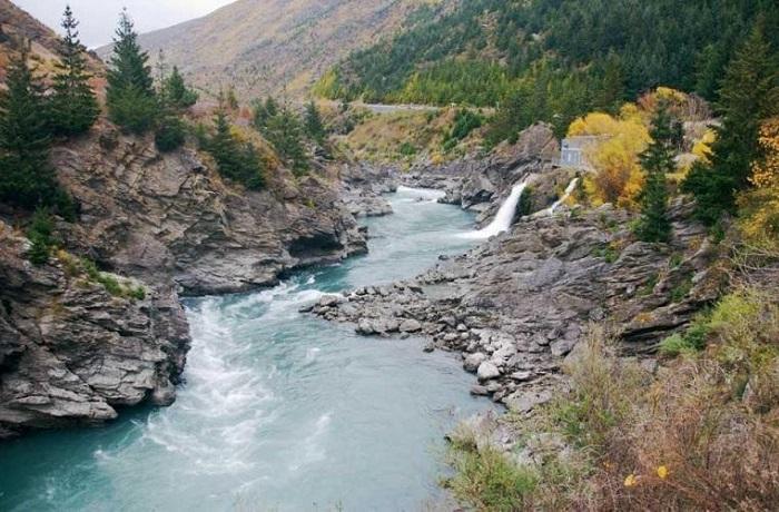 «Золотые» реки России.