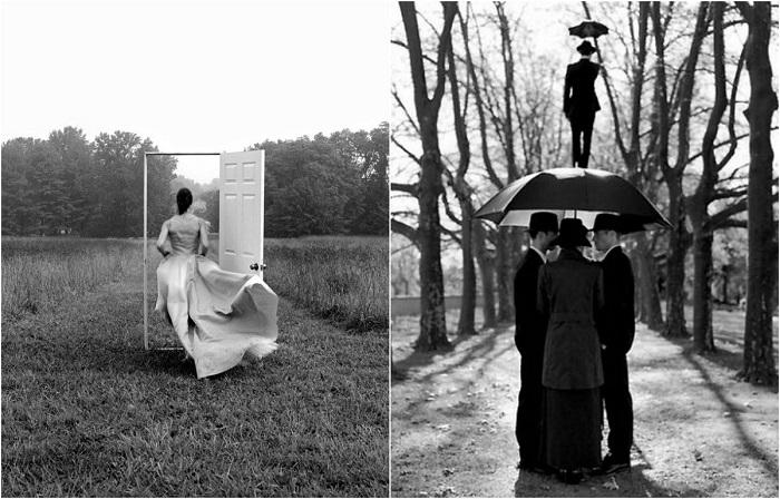 Легендарные снимки мастера сюрреализма.