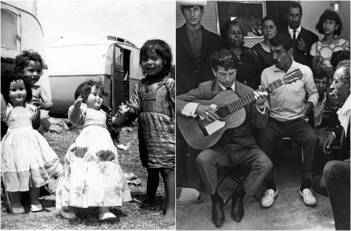 Фотографии из жизни цыган.